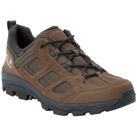 Jack Wolfskin Vojo 3 Texapore Lage Schoenen Heren, brown/phantom